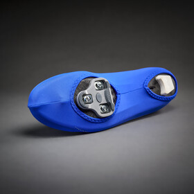 GripGrab RaceAero Lightweight Lycra Shoe Cover Blue